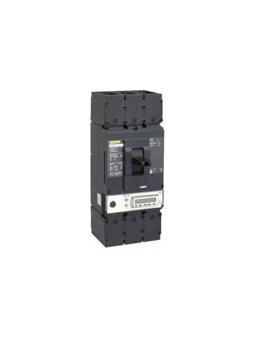 Square D LLL36400U31X 600 Volt 400 Amp Molded Case Circuit Breaker