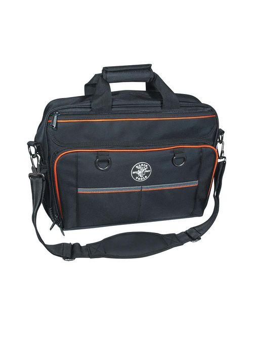 Klein 55455M 19 x 6.5 x 6 Inch 22-Pocket Electrician Bag