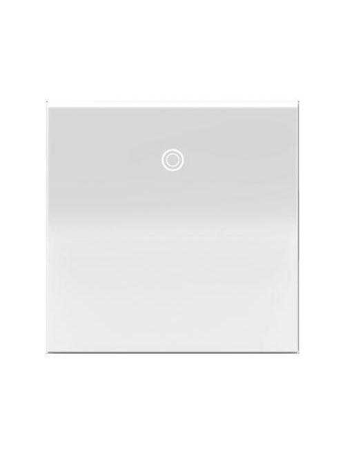 Pass & Seymour ASPD1532-W4 12A 120V adorne Single Pole/3-Way Paddle Switch 2 Module - White