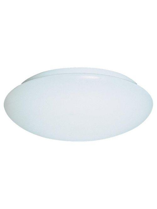 Sea Gull Lighting 5902-15 2-Lamp 13 W 120 Volt White GX23 Fluorescent Ceiling Flush Mount Light Fixture