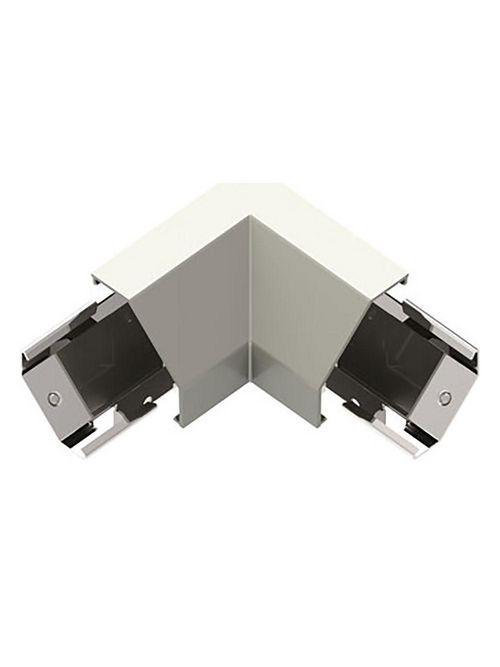 Wiremold APCCTM4 Titanium Modular Track Corner Connector