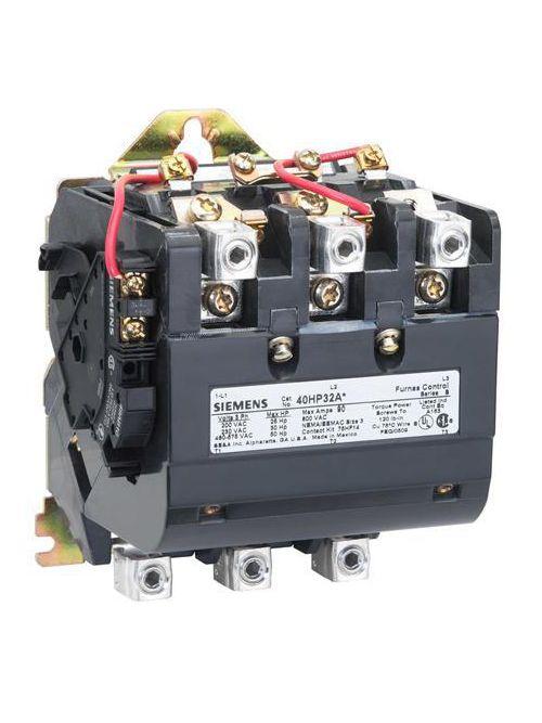 SIEM 40GP32BF CONTACTOR, SZ2.5,3PH,N1,120V,