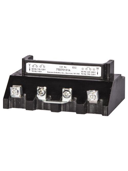 Siemens Industry 75D70131F 110 VAC 50 Hz/120 VAC 60 Hz Contactor Coil