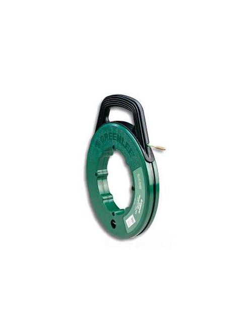 Greenlee 540-100 0.175 Inch 300 lb Fiberglass Winder Case Fish Tape