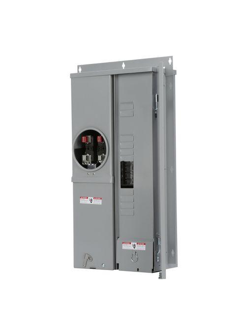 Siemens MC0816B1200EFN 200 Amp Loadcenter Combination Meter Socket