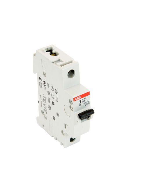 Thomas & Betts S201-D6 1-Pole 6 Amp Miniature Circuit Breaker