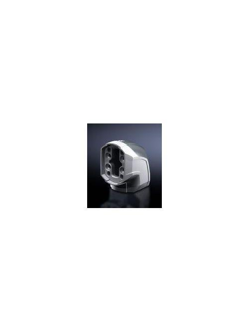 Rittal 6206600 Light Gray Cast Aluminum 90 Degrees Enclosure Angle Piece