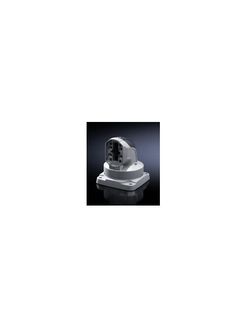Rittal 6206700 Light Gray Cast Aluminum Top Mount Enclosure Joint