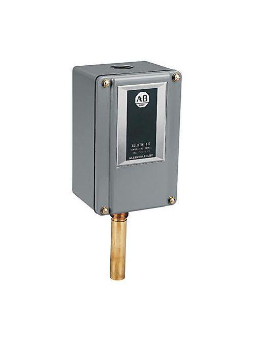 Allen-Bradley 837-V1JX331 Electromechanical Temperature Control Switch