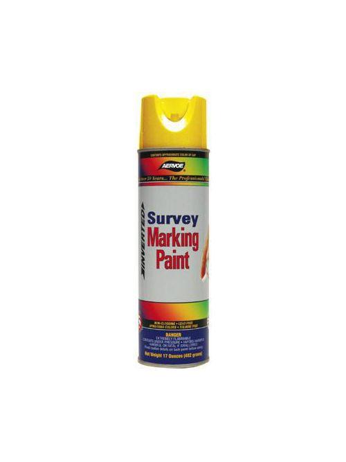 Aervoe Industries Inc. 204 20 oz Green Survey Marking Paint