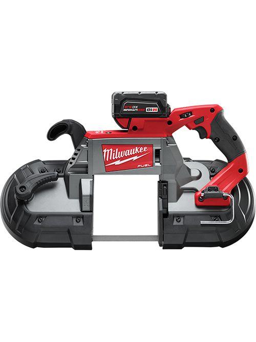Milwaukee 2729-22 M18#8482; FUEL™ Deep Cut Band Saw - 2 Battery Kit