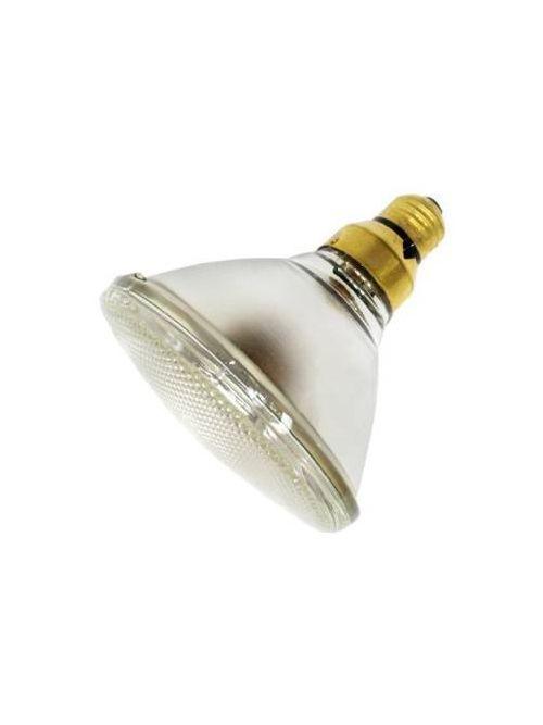 Sylvania 16592 120 Volt 70 W 100 CRI 2875 K 1305 lm Infrared Wide Flood E26 Medium Skirted Base PAR38 Halogen Lamp
