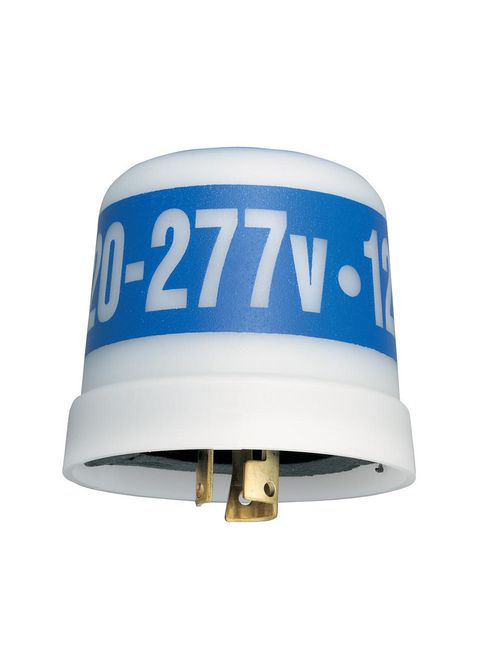Intermatic LED4536SC 105 to 305 VAC 50/60 Hz 1000 W Locking Type Mount Electronic Photocontrol
