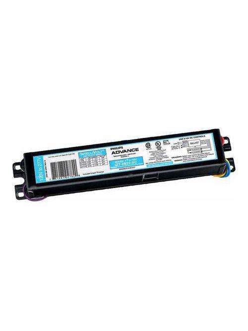 Advance IZT3PSP32SC35I 120 to 277 VAC 50/60 Hz 3-Lamp Dimming Ballast