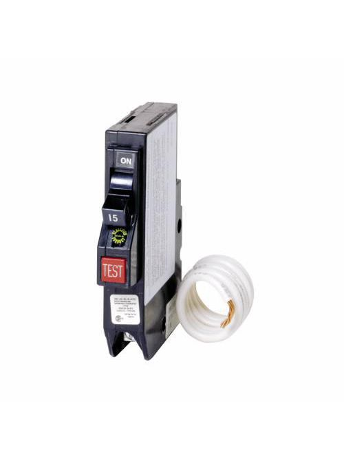 Eaton Electrical CHQ115GF 3/4 Inch Type CHQ Classified Ground Fault Replacement Circuit Breaker