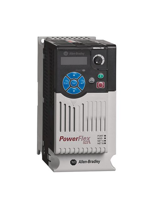 Allen-Bradley 25A-V6P0N104 Powerflex 523 1.1 kW 1.5 Hp AC Drive