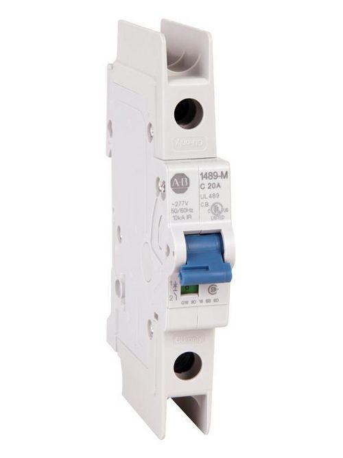 Allen-Bradley 1489-M1C020 UL489 2 Amp Miniature Circuit Breaker