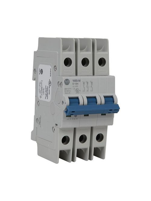 Allen-Bradley 1489-M3D150 UL489 15 Amp Miniature Circuit Breaker