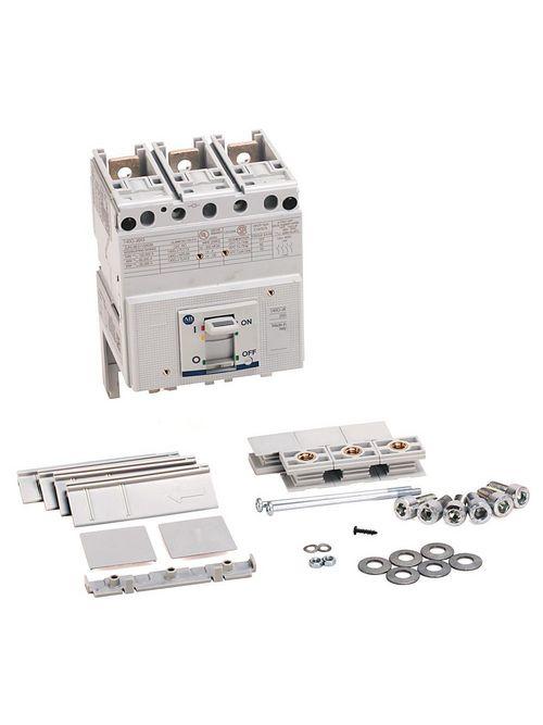 Allen Bradley 140G-J6C3-C50 250 Amp J-Frame Molded Case Circuit Breaker