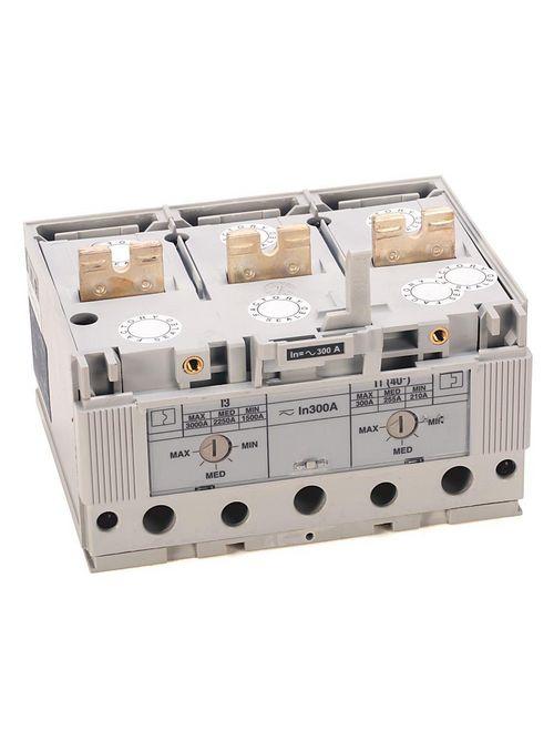 Allen Bradley 140G-KTF3-D30 400 Amp Circuit Breaker Frame Trip Unit
