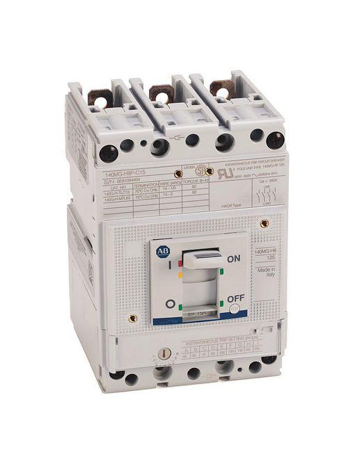 Allen Bradley 140MG-H8P-C70 70 Amp H-Frame Motor Protector Circuit Breaker