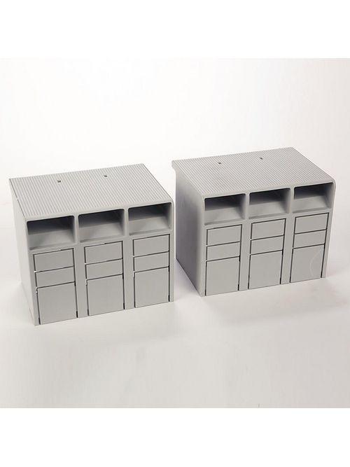 Allen-Bradley 140G-J-TC3H 2.36 Inch 3-Pole Molded Case Circuit Breaker Terminal Cover