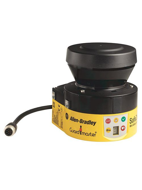 Allen Bradley 442L-SFZNMN3 SafeZone 3 m Mini Safety Laser Scanner