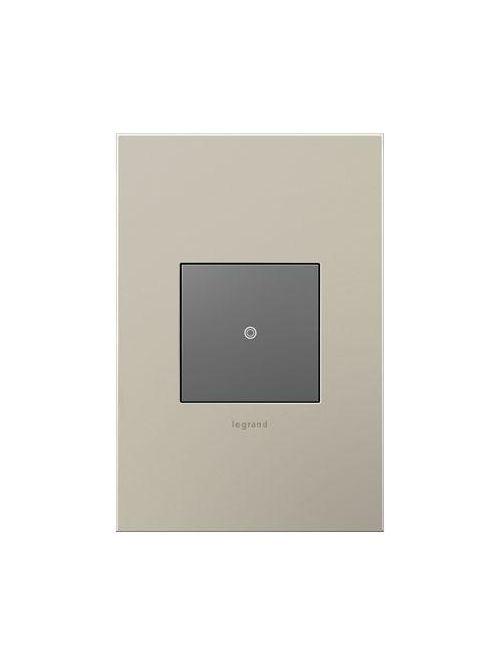 Pass & Seymour ASTPRRM1 sofTap Wireless Remote Whole House Switch, 900 MHz, 120 VAC - Magnesium