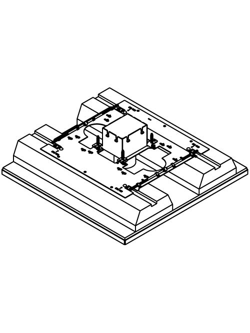 WM 8801S-FC 1-GANG FIRE CLASSIFIED