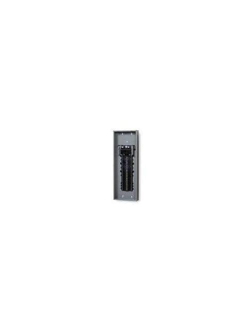 Square D QO142L225PGRB 240 VAC 225 Amp 1-Phase 3-Wire Convertible Main Lug Load Center Box and Interior