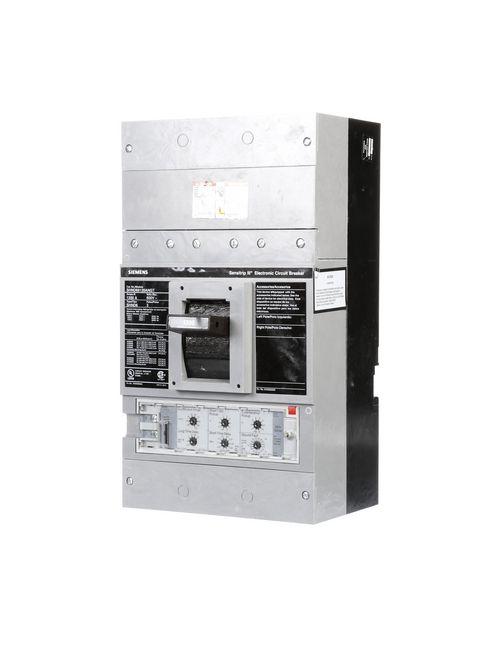 Siemens Industry SHND69120ANGT 3-Pole 600 VAC 1200 Amp 50 kA Electronic Molded Case Circuit Breaker