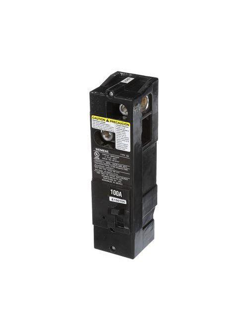 Siemens Industry QS2100 2-Pole 100 Amp 120/240 VAC 10 kA Circuit Breaker