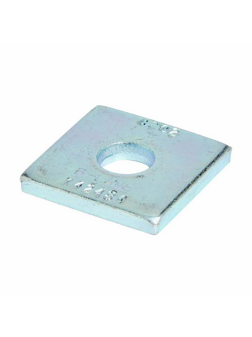 B-Line Series B201ZN Zinc Plated Square Washer