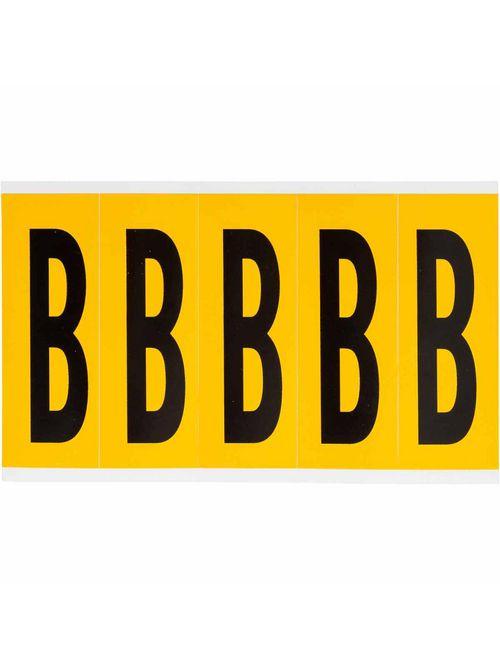 """BRADY 1560-B Label,15 Series,3.875"""""""