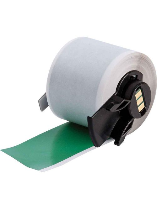 Brady PTL-43-439-GR 1.900 Inch x 50 Foot (48.26 mm x 15.24 M) Labels