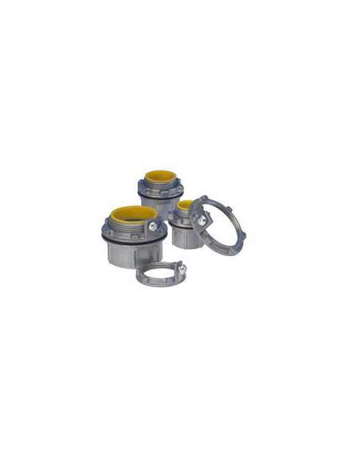 Eaton Crouse Hinds CHG1 1/2 Inch Commercial Grounded Hub
