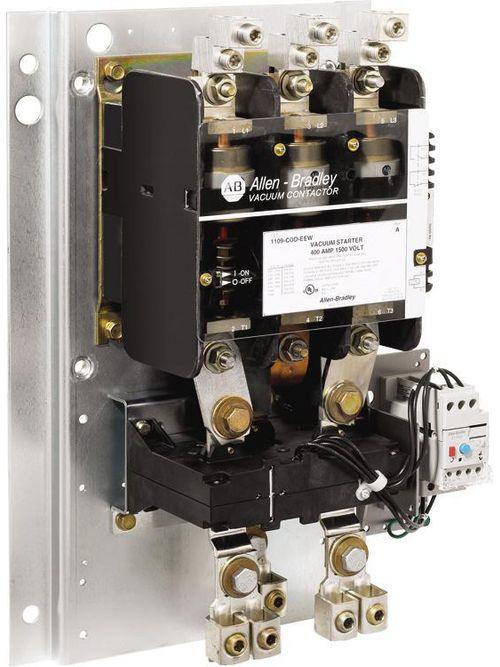 Allen Bradley 1109-COD-EEW 400 Amp Vacuum Starter with E10LR