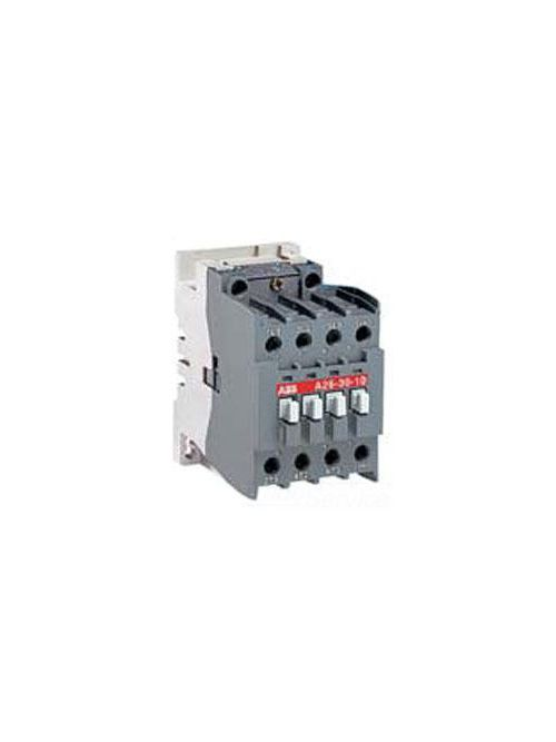 Thomas & Betts A26-30-10-84 3-Pole N/O 120 VAC AC1 = 40 Amp AC3 = 28 Amp Includes 1 NO Aux Contact Contactor