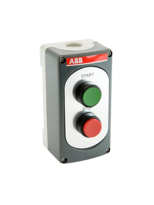 ABB P2-SS PB STA,S/S,START/1NO,STOP