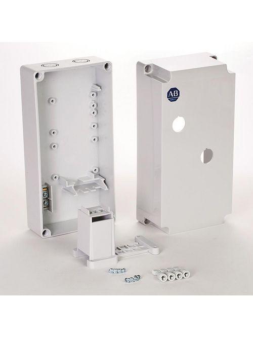 Allen Bradley 198E-C2S4 NEMA 4/4X/12K IP66 Plastic Enclosure