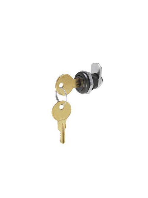 PAN FELU Fbr Enclosure Lock,User,EA