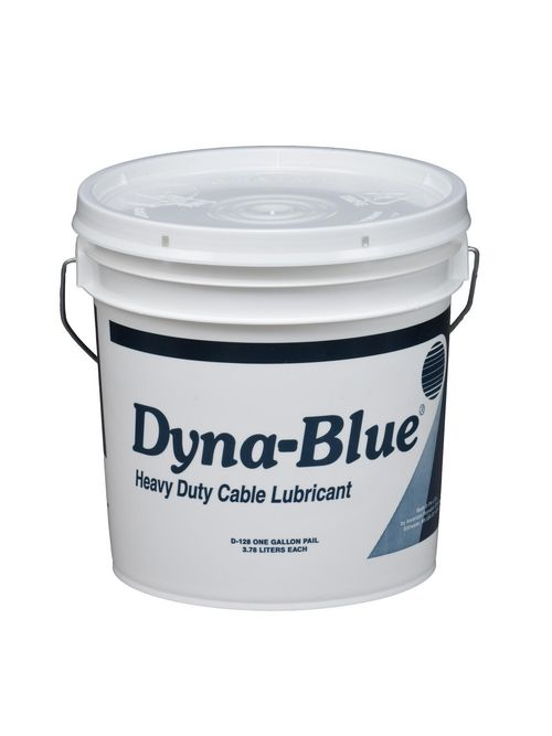 American Polywater D-128 1 Gallon Pail 6.5 to 8.5 pH Cable Lubricant
