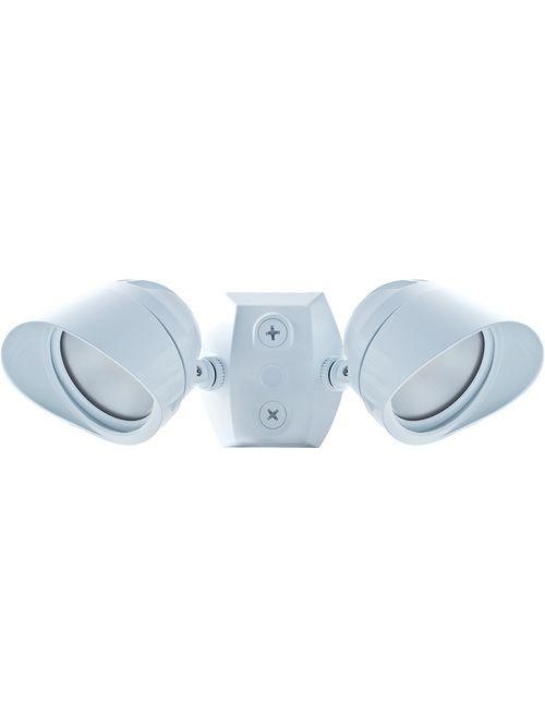 RAB BULLET2X12NW 24 W 120 Volt 6 x 14-1/2 Inch Neutral White Die-Cast Aluminum LED Floodlight Fixture