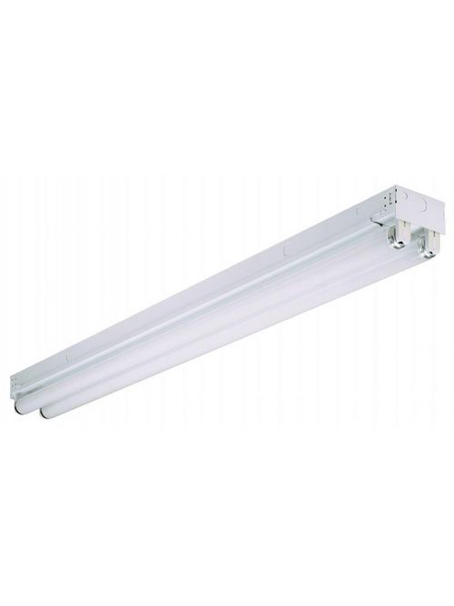 Lithonia Lighting C296-120ES 2-Lamp 75 W 120 Volt Steel General Purpose Channel