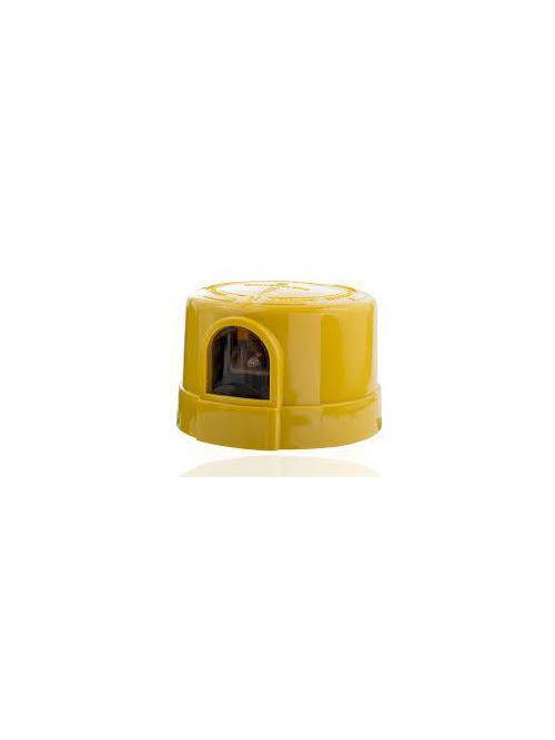Tork 2008B 480 VAC 1000 W Tungsten Instant Response Turn-Lock Lighting Photocontrol