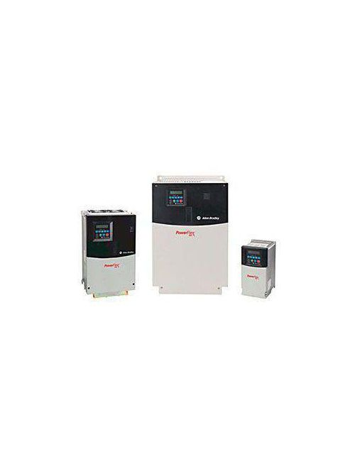 Allen Bradley E22CD088A103/A 480 VAC 3-Phase 88 Amp 60 Hp NEMA 1 Adjustable Frequency AC Drive