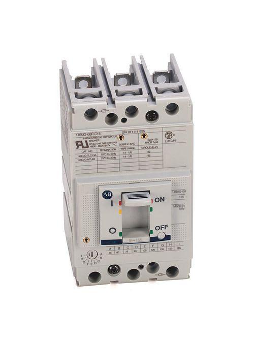 Allen Bradley 140MG-G8P-C50 Motor Circuit Protector