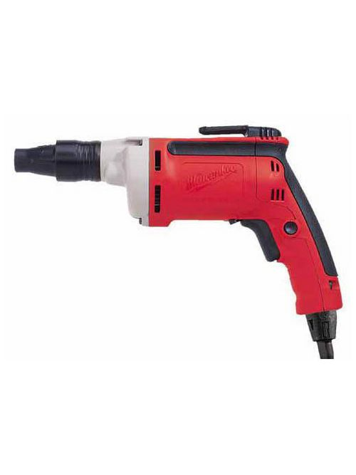 Milwaukee Tool 6791-21 Remodelers Kit 6.5 Amp Screwdriver with Assessory Package