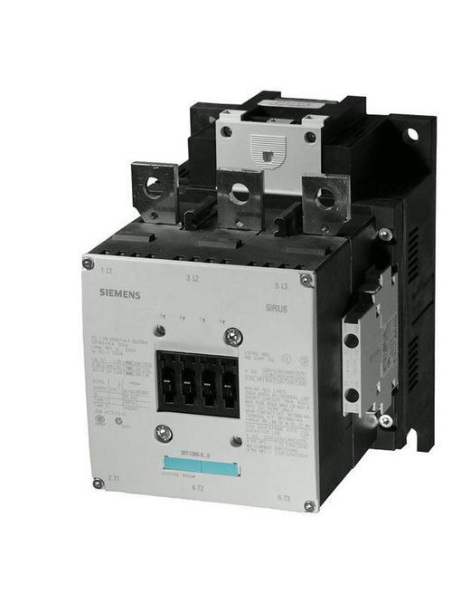 S-A 3RT1076-6AF36 CONTACTOR S12 500
