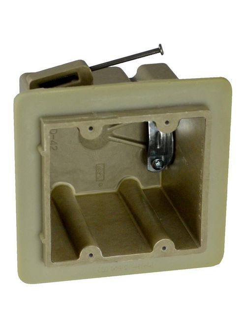 Allied Moulded Products RD-42V 42.0 Inch  Dryer Box with Vapor Seal